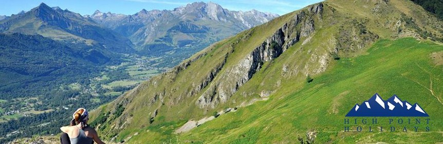 High Point Holidays pyrenees independent walking holidays france